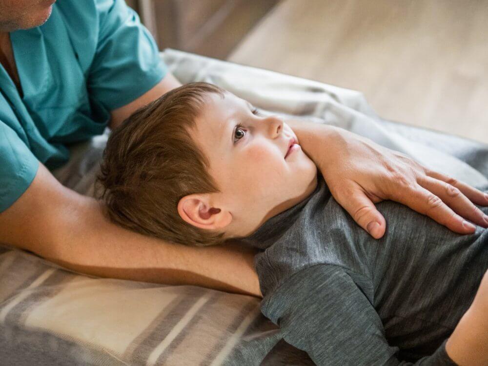 Osteopathie für Kinder