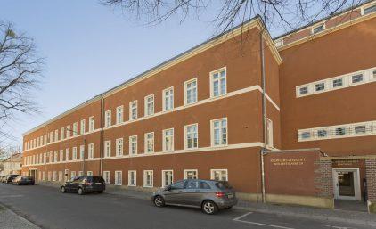 Physiotherapie Potsdam im Kurfürstenstift