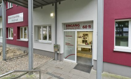 Sporttherapie Potsdam und Physiotherapie in Waldstadt