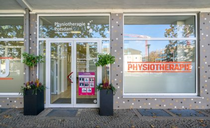 Physiotherapie Potsdam Hand- & Fußzentrum
