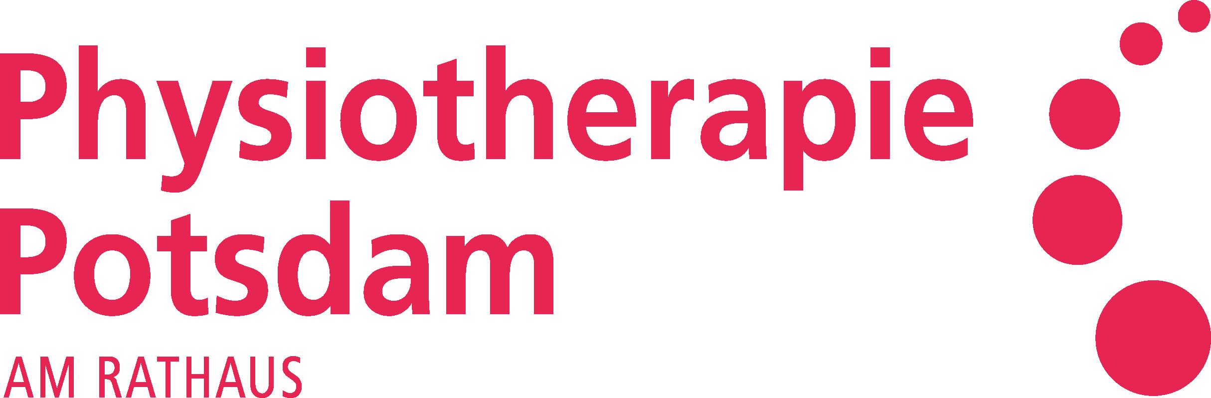 Neu ab 23.09: Physiotherapie Potsdam am Rathaus Logo