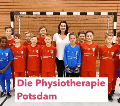 Zu Besuch bei den Potsdamer Kickers