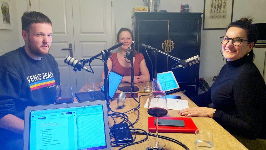 Bild Podcast mit Josephine Worseck
