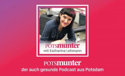 Podcast Potsmunter – Wie lernt man tätowieren? Katharina Lehmann
