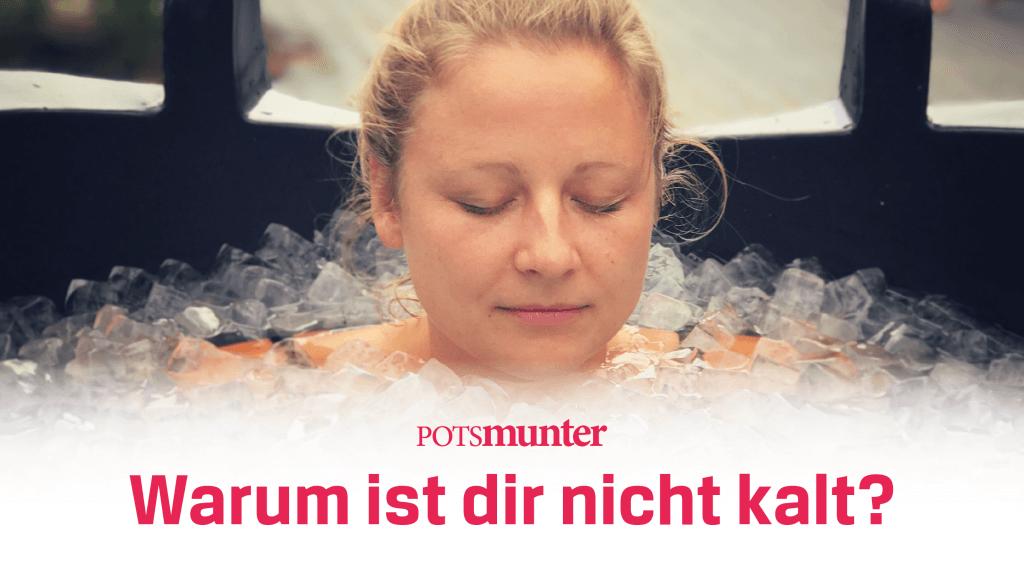 Podcast Josephine Worseck Kälte