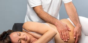 Osteopathische Behandlung in der Schwangerschaft