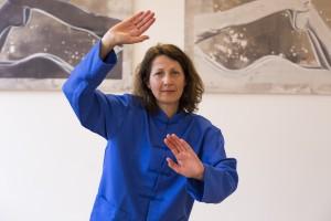 Qi Gong Trainerin Kathrin Altmann