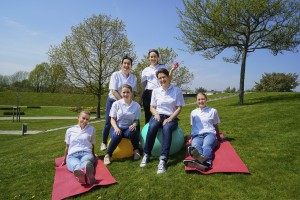 Physio am Volkspark Team