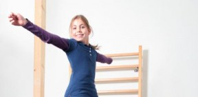 Krankengymnastik für Kinder