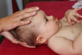 manuelle Therapie Kinder