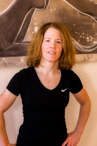 Trainerin Nadine Klein