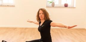 Nadine Klein bietet Entspannungstraining in der Physio am Stadtschloss an
